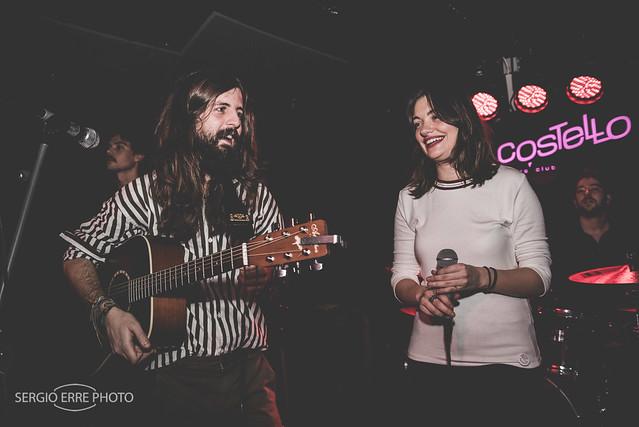Paul Panés y Marta Andrés