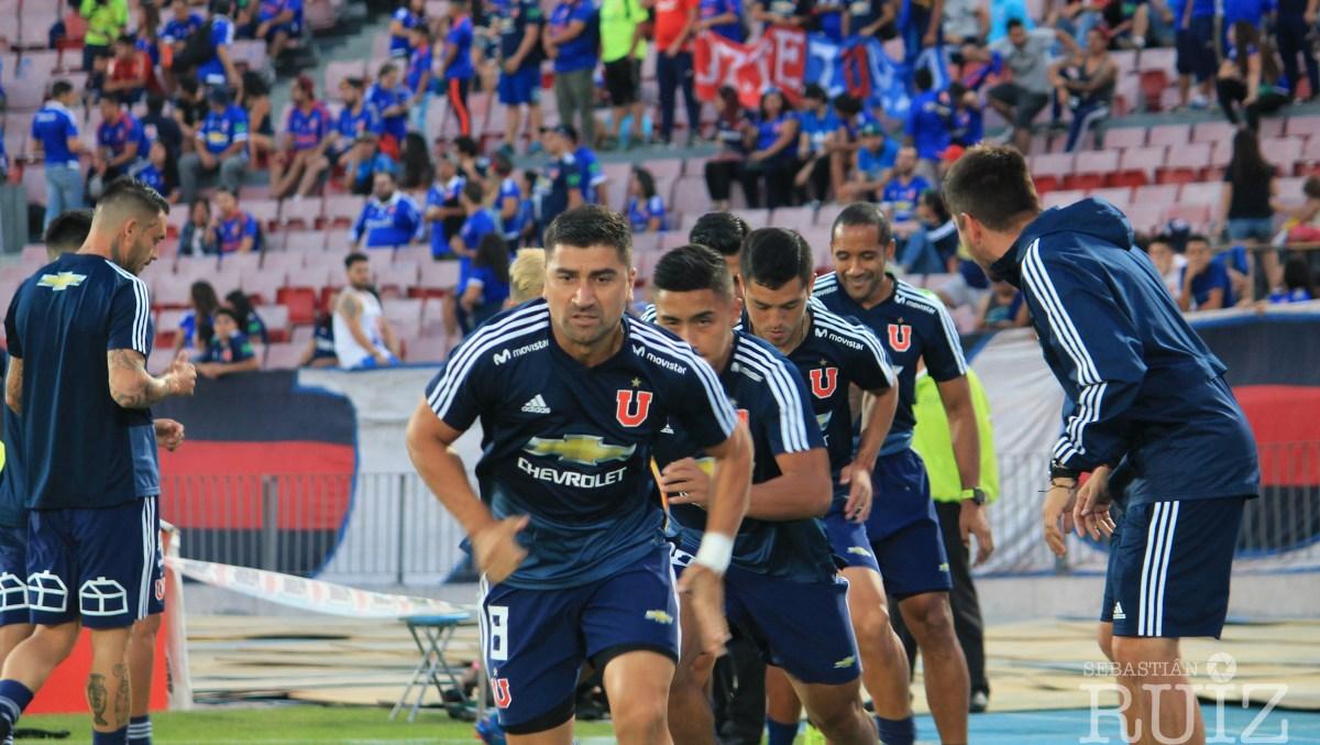 Universidad de Chile 2 - Deportes Antofagasta 0