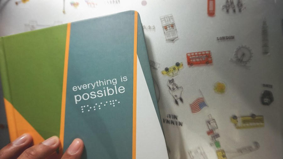 Viviamo Quest Journal & Everything is Possible Planner (15 of 24)