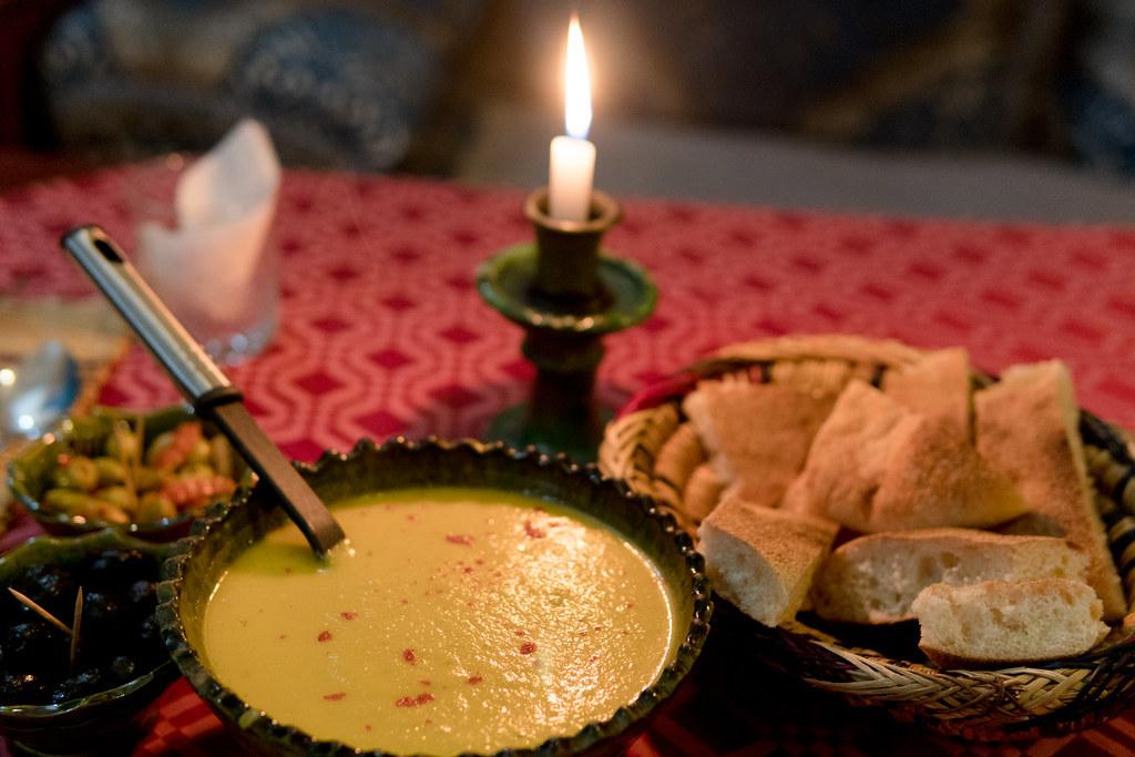 Dinner at Dar Amazir in Agdz