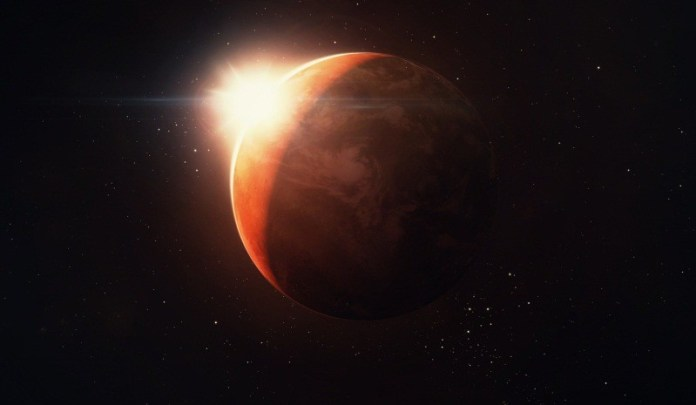 space-planet-mars
