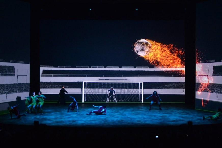 OlaBola The Musical_s cutting-edge visual effects