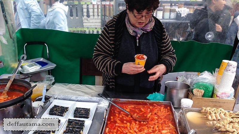 5 hari di Seoul - Tteokbokki 1