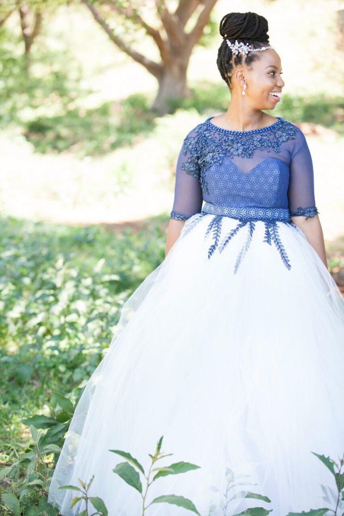 Traditional Shweshwe Dresses