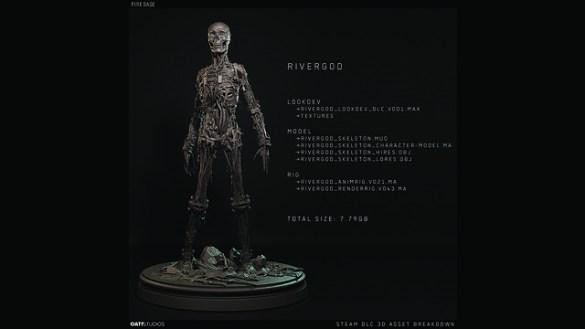 Oats Studios - River God Stage 1