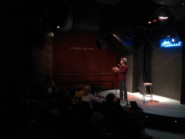 Alicante Comedy Club - Noviembre 2017