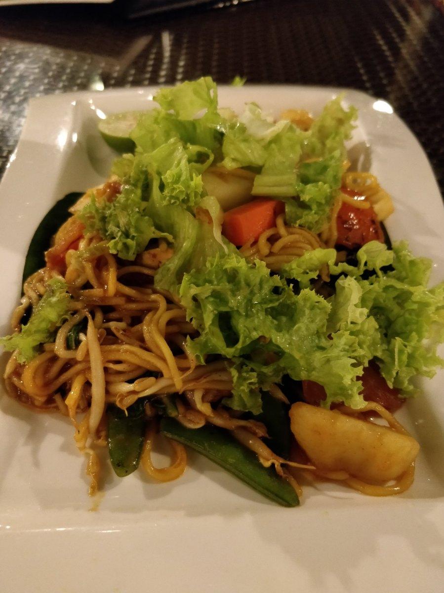Sarkies Corner Hotel E&O George Town Penang Malaysia Restaurant
