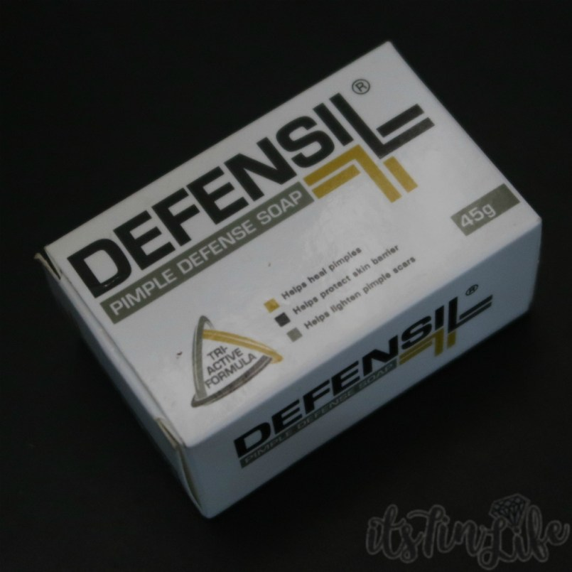 defensil soap review