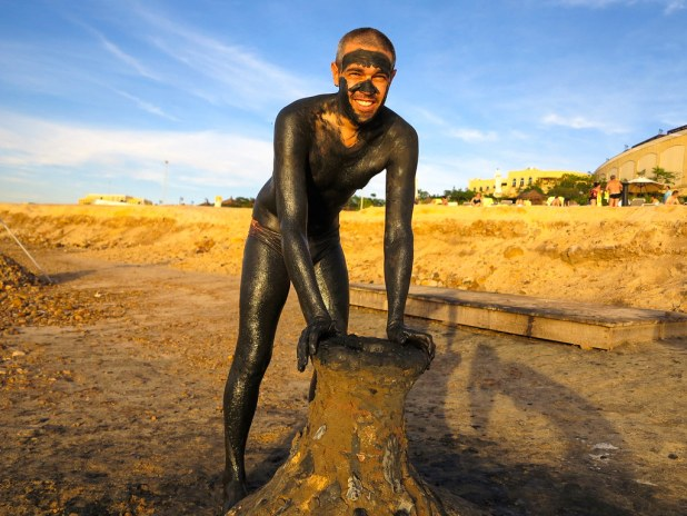 Lodos del Mar Muerto
