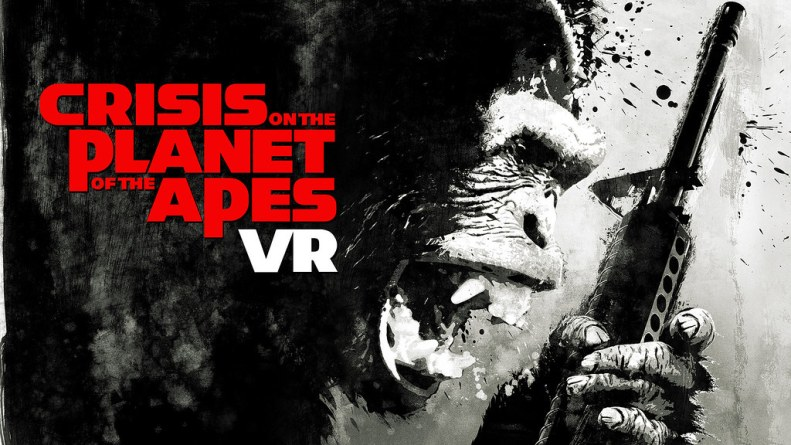 Crisis on the Planet of the Apes for PS VR