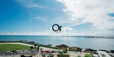 日本沖繩景點|瀨長島 Umikaji Terrace,鄰近那霸機場面海猶如希臘一般的白色建築物群,坐在瀨長島欣賞大海跟日落