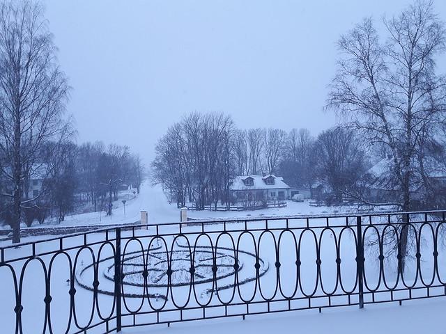 Liepupe Manor Letland (1)