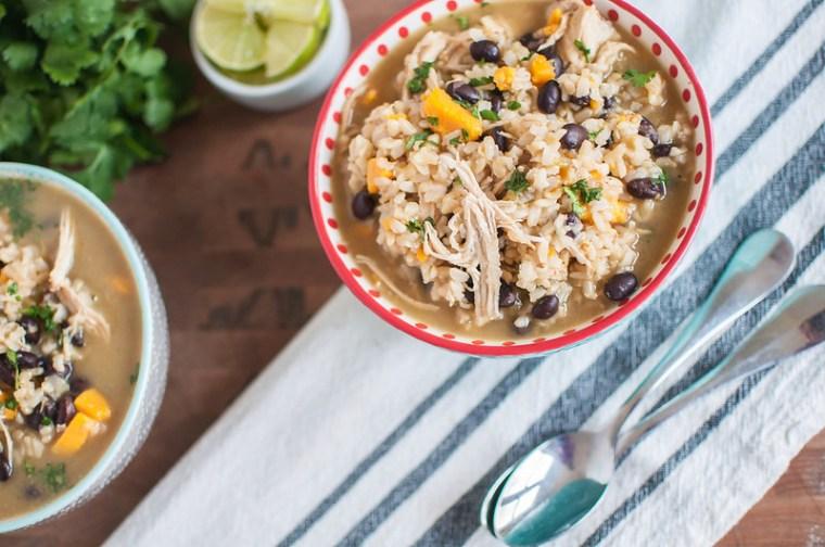 Instant Pot Mexican Chicken Stew