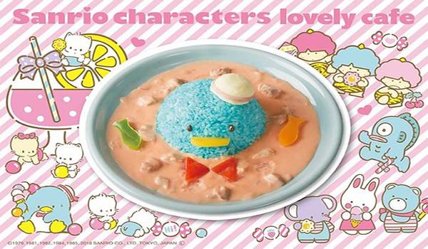 Resultado de imagen de Sanrio Characters Lovely Cafe