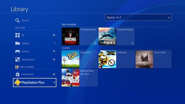 Update 5.50 para PS4.