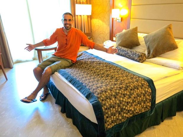 El mejor hotel de Jordania
