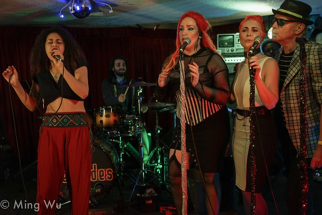 Malak & The PepTides @ House of Targ