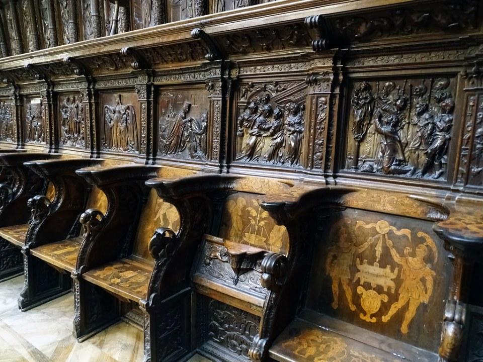 Catedral de Burgos Coro 04