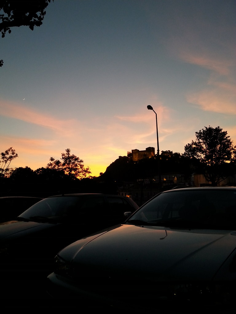 sunset in leiria 3