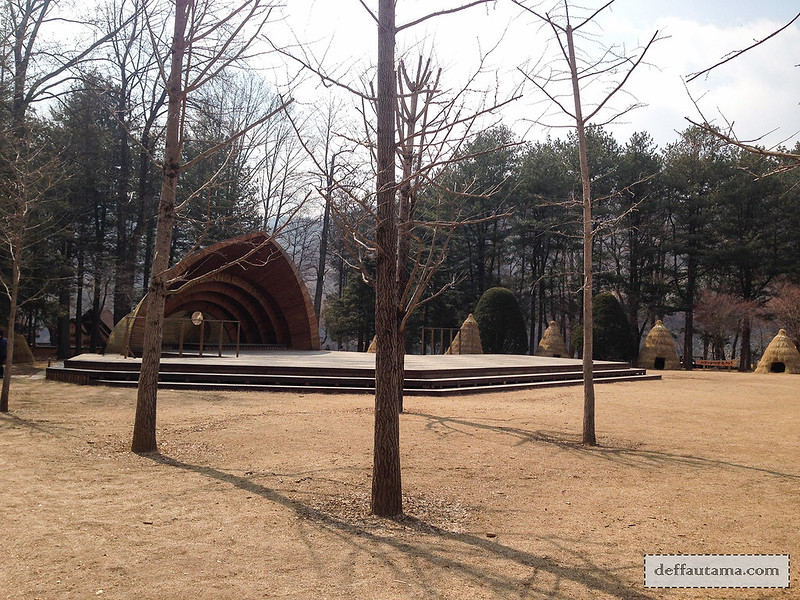 Nami Island - Changpyeongwon Garden