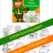 St Patrick's Day Riddle Coloring Pages
