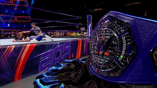 Tournament announced for the WWE Cruiserweight Championship at 205 Live