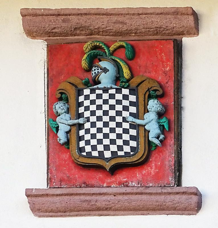 Ziga Escudo heraldico Valle de Baztan Navarra 14