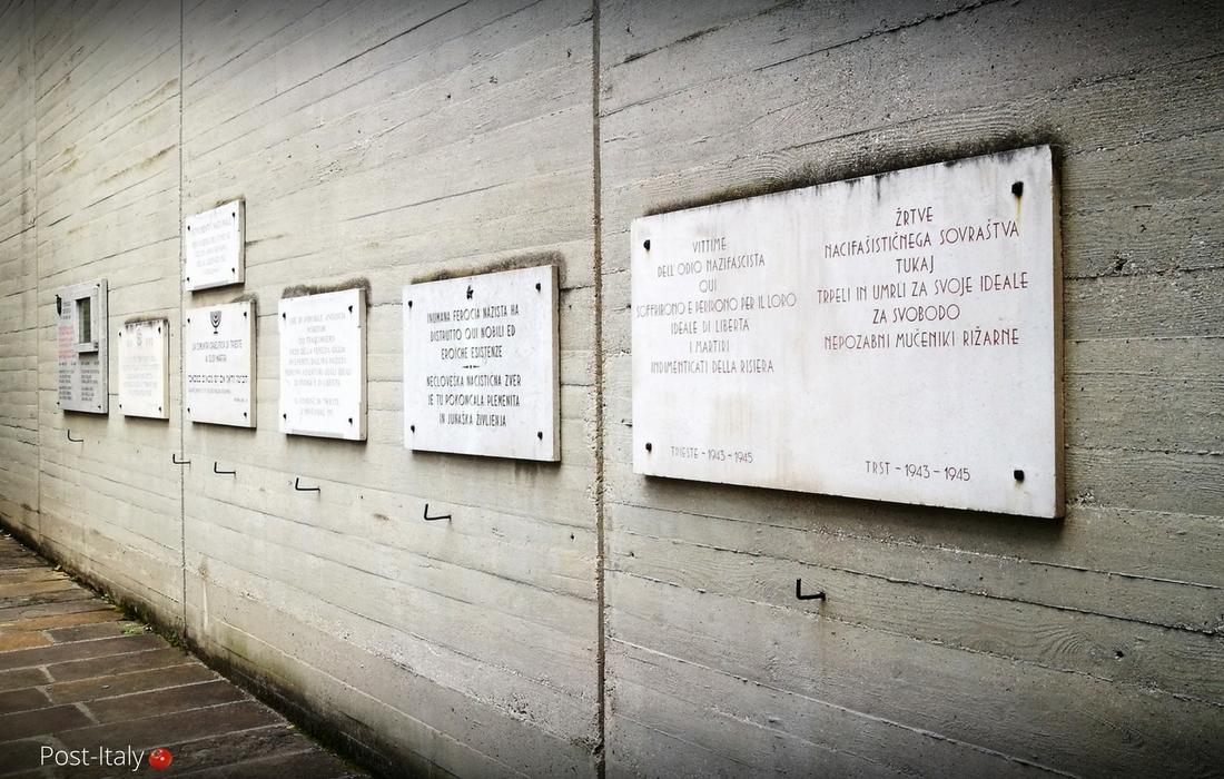 Risiera di San Saba, Trieste