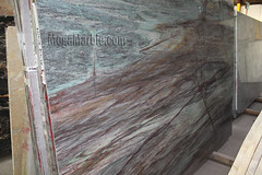Blue Louise Quartzite Slabs