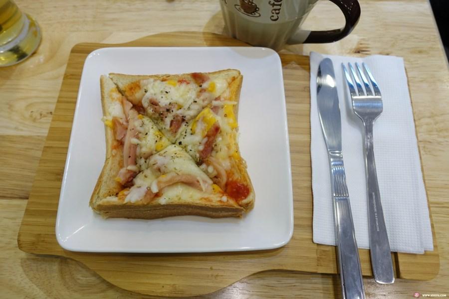 [桃園美食]Wish希望早午餐.巷弄好食~隱身桃園新民老街裡的精緻平價早午餐 @VIVIYU小世界