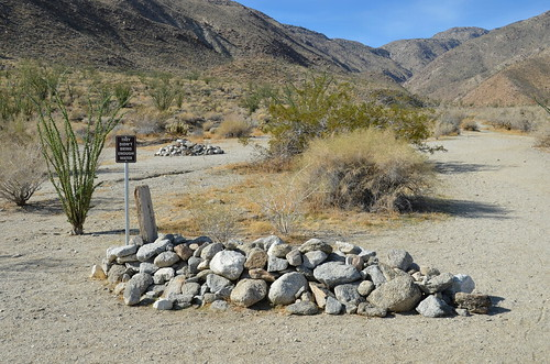 Borrego Springs - on the way to Palm Oasis