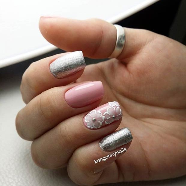 Nail Art Designs For 2018 - 20 Elegant Nail Art Designs For 2018 - StyleS EvE