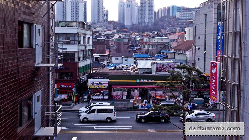 5 hari di Seoul - Yakorea Rooftop