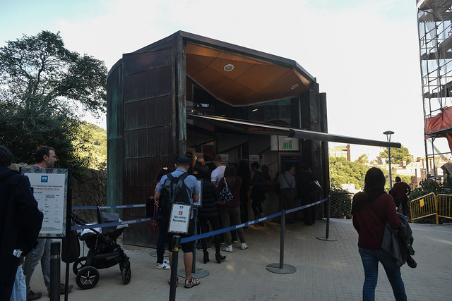 Park Guell Ticket Entrance