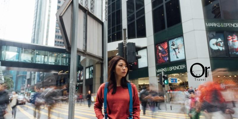香港景點|在中環散步是來到香港不能錯過的,港島上新舊的交匯點,這裡是香港的精華