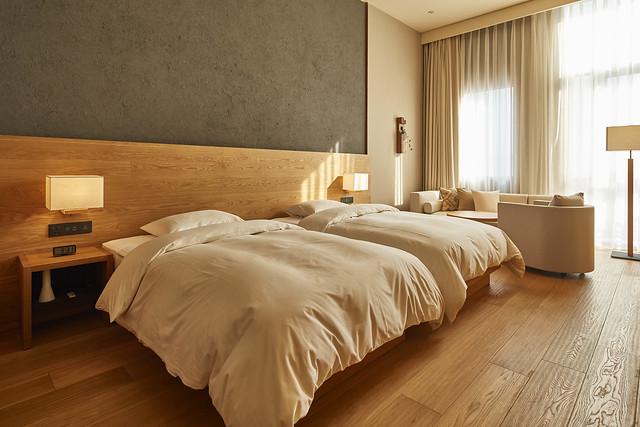 MUJI HOTEL SHENZHEN Room Type B无印良品酒店·深圳_客房B型