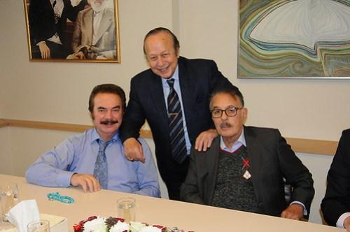 Orhan Gencebay, Yılmaz Ulusoy, Ferdi Tayfur