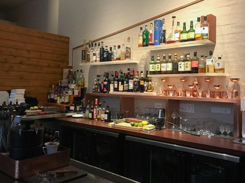Bar at Acadia