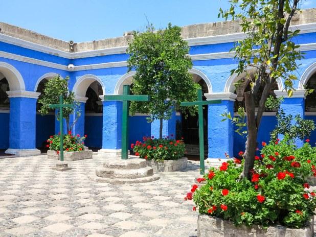 Monasterio en Arequipa