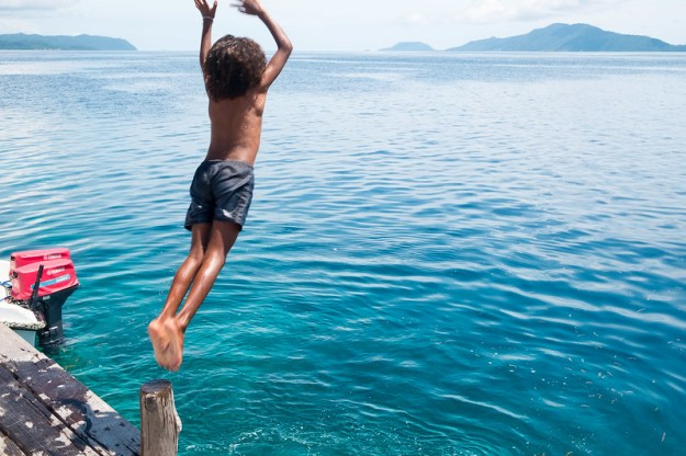 Leap! Arborek