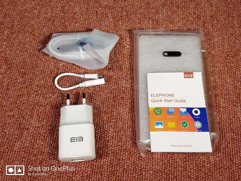 Elephone S8 開封レビュー (9)