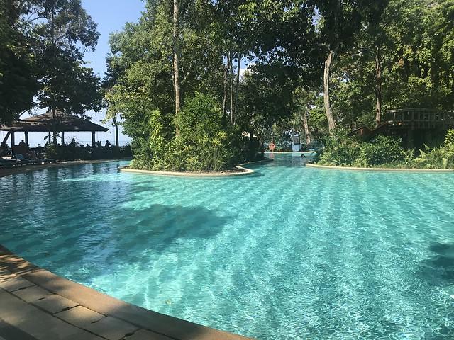 Pool  @ Andaman Langkawi