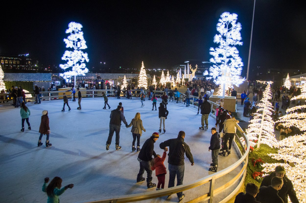 Enchant Christmas.4 Things You Ll Find At Enchant Christmas Arlington For