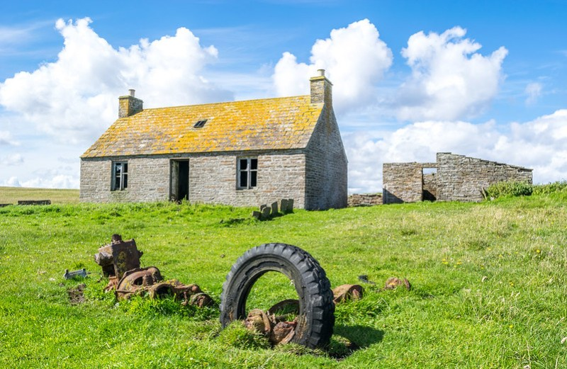 Scottish Travel Experiences - Isle of Stroma
