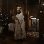 2018 01 07 Christmas. All-night vigil in the Kazan temple (Kyiv, Ukraine)