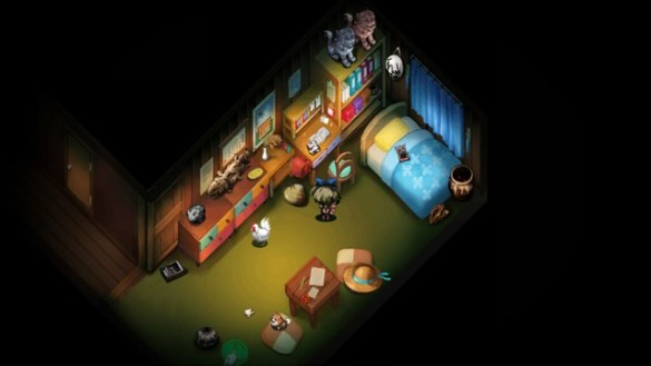 Yomawari Midnight Shadows - Bedroom