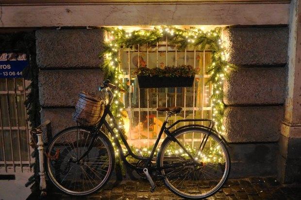 Copenhagen - Holiday decorations