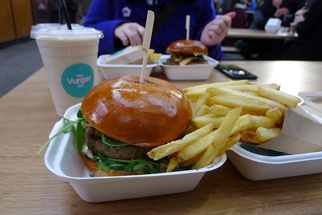 The Vurger Co, Spitalfields Market