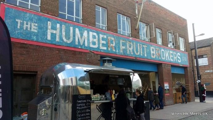 Humber Street Market