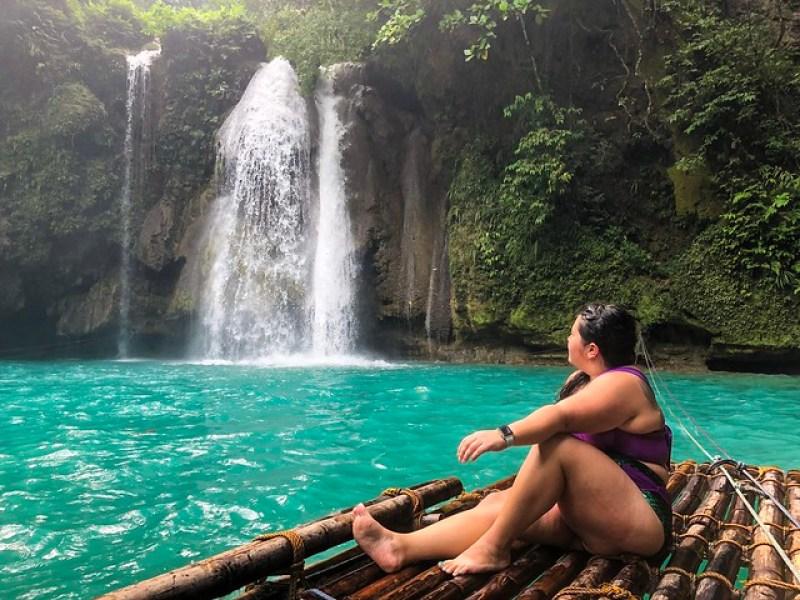Kawasan Falls   Philippines Tourist Spots